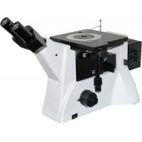 Buy cheap Industrial Inverted Metallurgical Microscope For Bright Field / Dark Field DIC product