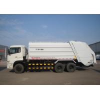Buy cheap Hydraulic System Special Purpose Vehicles Rear Loader Garbage Truck With Self from wholesalers
