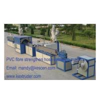 Buy cheap PVC Strengthen Hose/Pipe Extrusion Machine product