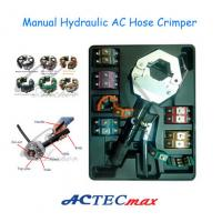 China  AC Hose Crimping Tool , Manual Hydraulic AC Hose Crimper  for sale