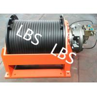 Buy cheap High Speed Drilling Rig Hydraulic Crane Winch Double Groove 5-50 Ton product