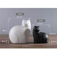Buy cheap Poly Resin Cats Models For Hotel / House Decoration Custom Service Available product