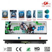 China Luxury Game Machine 6 Buttons Pandora'S Box Game Console Double Players on sale