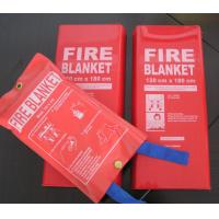 Buy cheap Insulated Fireproof Fiberglass Fire Blanket Safety Emergency Fire Blanket product