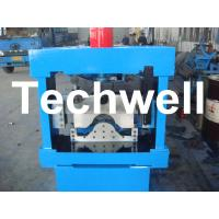 Buy cheap Roof Ridge Cold Roll Forming Machine for Making Color Steel Roof Ridge Profile product