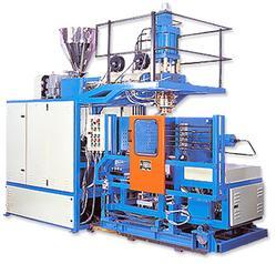 Buy cheap Accumulator die head !!! 220L Automatic Blow Moulding Machine KLS120 Series product