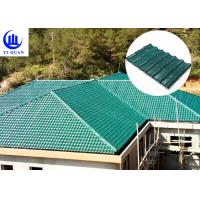 Buy cheap Super Strong Impact Resistance Effect Synthetic Resin Roof Tiles with Well Low Temperature Resistant product