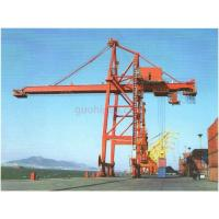 Buy cheap Quayside Container Crane product