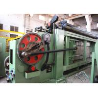 Buy cheap  Spiral Coil Three Twisted Gabion Wire Mesh Machine with Max Weaving Width 4300mm product