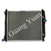 Quality Daewoo Aluminum Heat Exchanger Radiator With Water Temperature Sensor DPI 2774 96536524 for sale