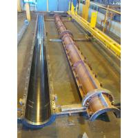 Buy cheap 10m / 12m Prestressed Spun Concrete Poles Structures for Electronic product