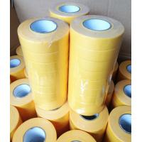 Buy cheap Small paper core crepe paper backing material masking tape for painting industry product