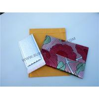 Buy cheap Slategray Kraft Bubble Envelopes , Gift Packaging Bubble Lined Mailers 165x255 #B6 product
