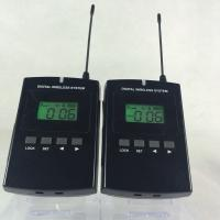 Buy cheap Wireless Headset Microphone System , 008C Long Distance Museum Audio Guide System product