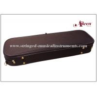 Buy cheap Quality Oxford / Twill Exterior Hard Violin Case With Music Pocket And Subway Strap Violin Case product