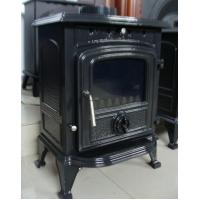 Buy cheap 6kw black wood cast iron not boiler stoves product
