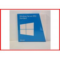 Buy cheap Genuine Windows Server standard 2012 Retail Box 32bit 64bit, win server 2012 std product