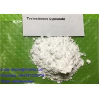 Buy cheap Healthy Testosterone Steroids Testosterone cypionate Oil Injection CAS 58-20-8 100mg/ml product
