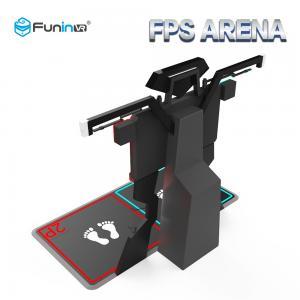 China Fun Arcade Game Machine , Shopping Mall Virtual Reality Motion Simulator on sale