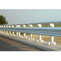 Buy cheap Handrails Steel Frame Structure  CZ-HW Painting Bridge Railings product