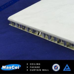 Buy cheap Каменное изготовление сота строительных материалов product