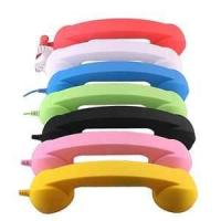 Buy cheap Fashionable outlook Headband Lower Radiation Anti Radiation Retro Mobile Phone Handset from wholesalers