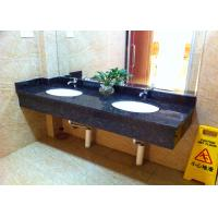 Quality Prefabricated Granite Overlay Countertops With Apron Skirting , Easy To Clean for sale