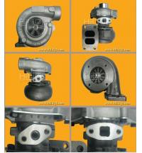 Quality Turbine wheel material turbo model Man HX40 various turbochargers K18 Man for sale