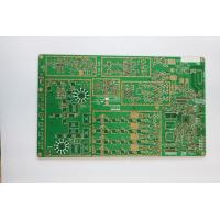 Buy cheap Electronics 3 Oz Copper Base Multilayer PCB , Rigid Custom Made Pcb Boards Security product