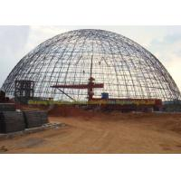 China Durable Light Gauge Steel Roof Trusses For Prefabricated Steel Structure House on sale