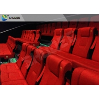 Buy cheap Environmental Protection Standards Anti Fading 3D Cinema Chair product