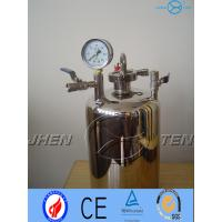 Buy cheap Wine Beer  Water Equipment Laboratory Pressure Vessel Safety product
