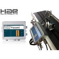Buy cheap UV Invisible Ink Automatic Date Code Inline Inkjet Printer For Food product