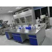 Buy cheap Steel Wood Laboratory Workbench Furniture product