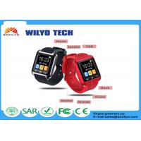 Buy cheap 1.44 Inch Touch Screen Bluetooth Smartwatch For Android & Ios U8 Antilost Multilanguage product