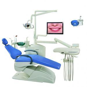 Buy cheap MR-2688E5は220V 50Hz/110vの50hz低速実質の革が付いている歯科椅子の単位を取付けました product