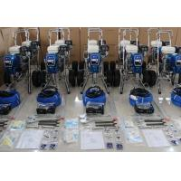 Buy cheap Large Gasoline Powered Airless Paint Spraying EquipmentWith High Pressure Hose product