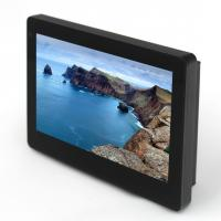 Buy cheap 7 Inch Flush Wall Mounted Android Touch Tablet With RS232 RS485 GPIO Arduino For Industrial Control product