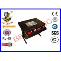 Buy cheap 1505 In 1 Coffee Table Arcade Cabinet , Classic Coin Operated Game Machines product