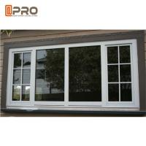 Buy cheap Black Aluminium Fabrication Sliding Hurricane Impact Safe Windows For Home Protect aluminum materials sliding window product
