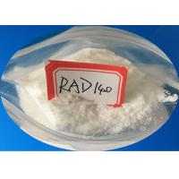 Buy cheap RAD140 Sarms Raw Powder Natural Bodybuilding Supplement Mass Enhancer CAS 1182367-47-0 product