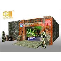 China Laser Clay Pigeon Virtual Hunting Simulator With Shooting Targets Software System on sale