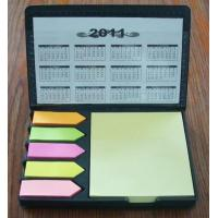 Buy cheap New  PVC Cover  Memo Pad product