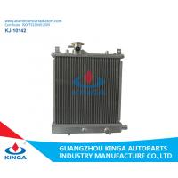 Buy cheap Suzuki Car Radiator for Wagon R Mt with OEM 17700-75f00 / 76g00 / 76g10 Thichness 40MM product