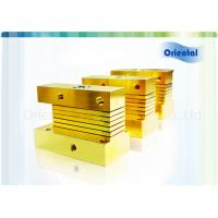 Buy cheap Golden Color Laser Diode Stack For Hair Removal Beauty Machine , 808nm Wavelength from wholesalers