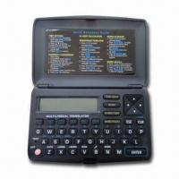 China Multifunction Translator with 10 Digits, Measuring 103 x 66 x 8m on sale