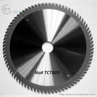 Buy cheap TCT Circular Saw Blade for Cutting Plastic product
