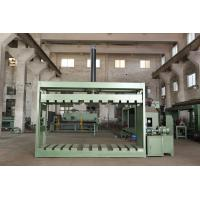 Buy cheap Custom Gabion Production Line Automatic Gabion Netting Hydraulic Packing Machine from wholesalers