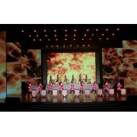 China  Die Casting Aluminum P6 Rental Stage LED Screen Panels for Concerts Events  for sale