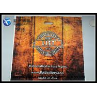 Buy cheap Logo Printed & Customized Durable die cut shopping bags/ Handle bags retail product